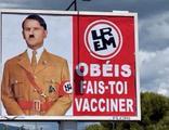 'Hitler'e benzetilen Macron suç duyurusunda bulundu
