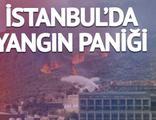 İstanbul'da üç farklı noktada yangın!