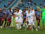 Trabzonspor, Molde karşısında fırsat tepti
