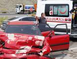 Muğla'da feci kaza! İki otomobil çarpıştı: 6 yaralı