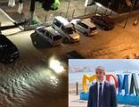 Marmaris'teki yardımların bir kısmı sel bölgesine gönderildi