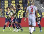 Fenerbahçe son nefeste 3 puanı kaptı