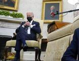 Joe Biden canlı yayında uyuya kaldı