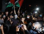 İsrail ablukayı protesto eden Filistinlilere ateş açtı