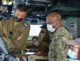 İsrail ve ABD ordusundan Kızıldeniz'de ilk ortak tatbikat
