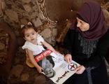 Filistinli hamile tutuklunun şartlı tahliye sevinci