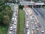 İstanbul'da trafik erken saatlerde başladı