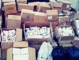 Kaçakçılık operasyonunda 80 bin 612 kaçak ilaç ele geçirildi