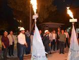 İlk doğalgaz ateşi yandı! 13 Eylül'de başlıyor...