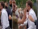 Macron'a attığı tokatla gündem oldu: Pişman değilim!