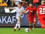Gaziantep FK ilk galibiyetini Antalyaspor karşısında aldı