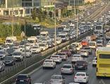 İstanbul trafiğinde 'pazartesi' yoğunluğu