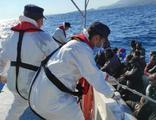 3 günde 184 kaçak göçmen kurtarıldı