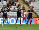 Beşiktaş, Antalya'da 2-0'dan geri döndü!