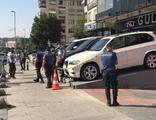 İstanbul'da bir oto galeriyi güpegündüz silahla taradılar