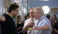 Boris Johnson'a hastanede NHS tepkisi