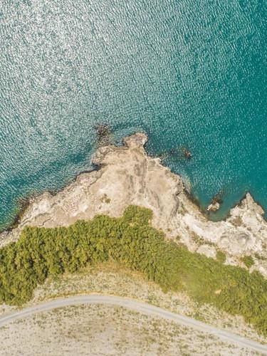 Türkiye'nin en derin gölünde büyük endişe! 6-7 metre çekildi