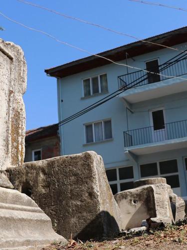 Zaman tüneli gibi kent: Attuda'da yaşam 2 bin 500 yıldır devam ediyor