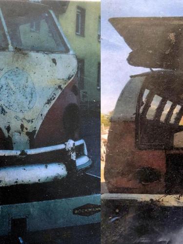 Almanya'dan Zonguldak'a getirilen minibüs 350 bin TL'ye yenilendi, son hali göz kamaştırdı