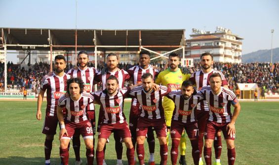 Hatayspor'a sponsorluk desteği