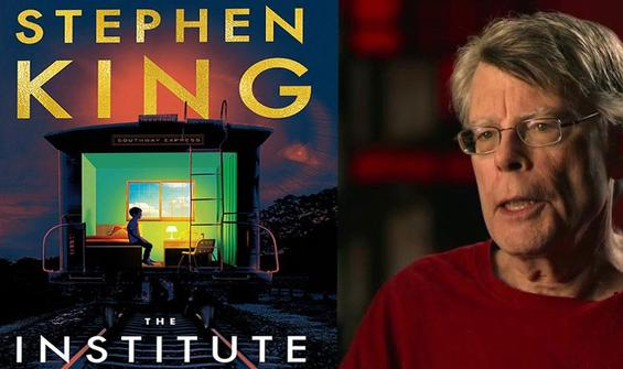 "Stephen King'in son romanı ""The Institude"" de TV yolunda"