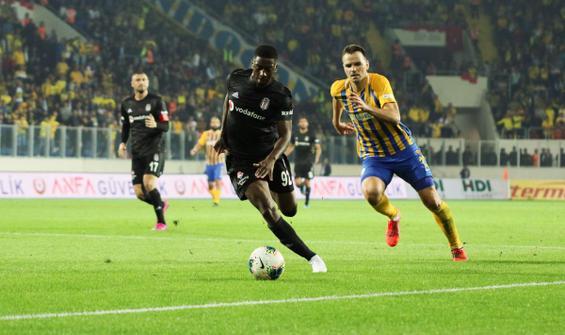 MKE Ankaragücü 0-0 Beşiktaş
