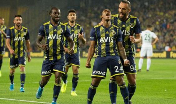 Fenerbahçe 5-1 Konyaspor