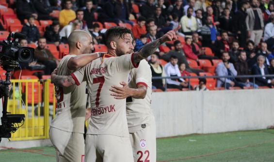 Gaziantep FK 0-2 Galatasaray