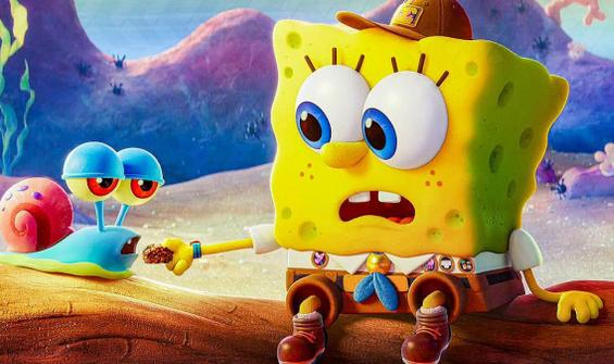 "Sünger Bob, yeni maceralarıyla ""Sponge on the Run"" filminde"