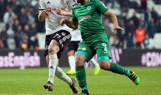 Ali Turan Beşiktaş maçında yok