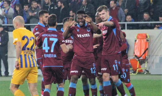 MKE Ankaragücü 0-3 Trabzonspor