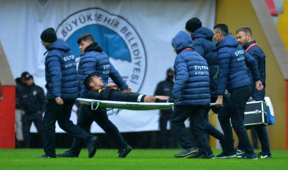 Kayserispor'da Nurettin şoku