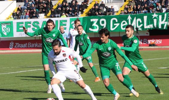 Gaziantep FK'ya kupada büyük şok