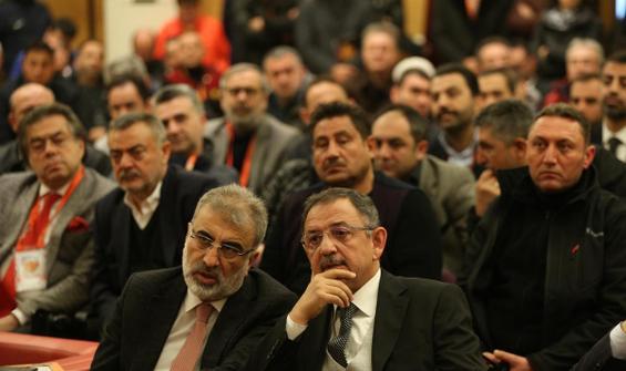 Olaylı Kayserispor kongresinde sert sözler!