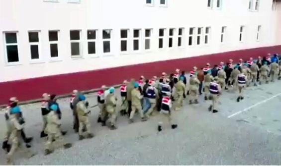 4 ilde 'Narko-Kıran13' operasyonu: 40 gözaltı
