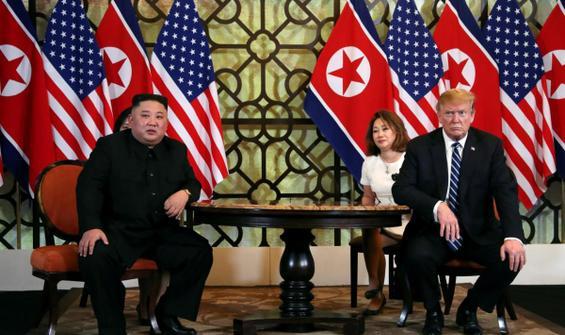 Trump'tan Kim'e gözdağı: Kaybedecek şeyi çok