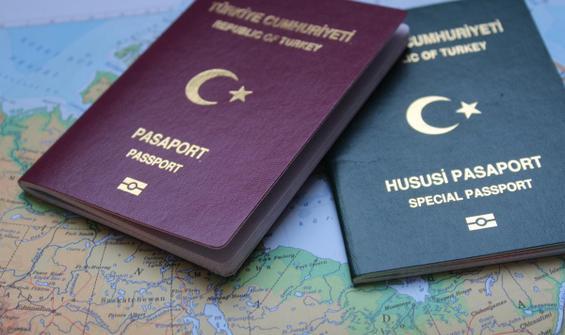 Yeşil ve gri pasaport sahiplerine kötü haber