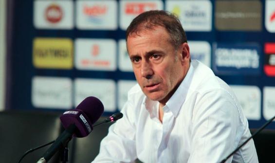 Abdullah Avcı, Yeni Malatyaspor mağlubiyetini değerlendirdi