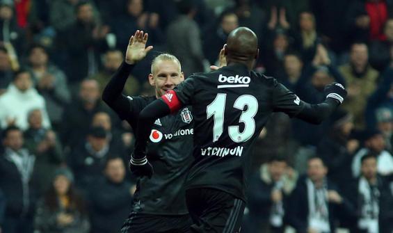Beşiktaş 4-1 Gençlerbirliği