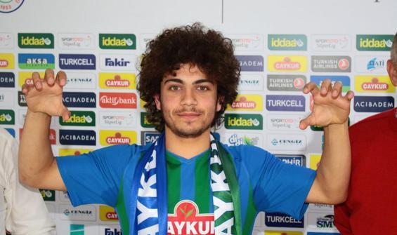 Çaykur Rizespor ilk transferini yaptı