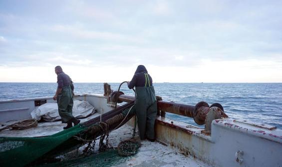 Batan teknedeki balıkçıdan şok iddia!