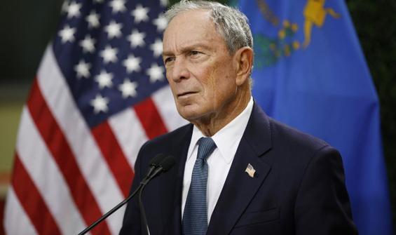 """Michael Bloomberg: """"Bütün paramı Trump'tan kurtulmak için harcıyorum"""""""