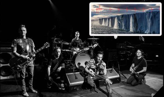 Pearl Jam'den yeni albümle birlikte turne müjdesi