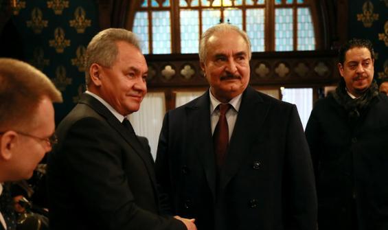 Rusya duyurdu: Hafter 2 gün süre  istedi