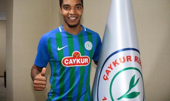 Çaykur Rizespor, Fernandes'i kadrosuna kattı