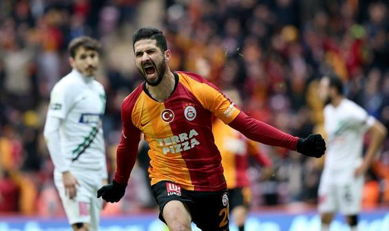 Galatasaray 2-1 Denizlispor