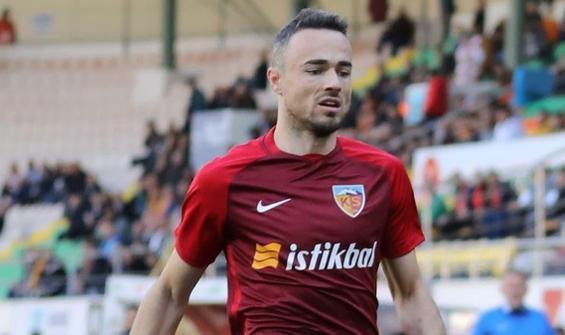 Kayserisporlu Kvrzic'in 2 maçlık cezası onandı