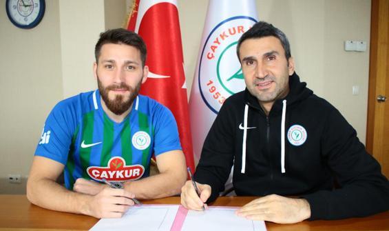 Tunay Torun Çaykur Rizespor'da