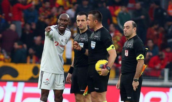Beşiktaş, IFAB'tan Göztepe maçı hakkında görüş istedi