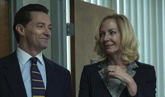 "Hugh Jackman, Allison Janney ve Ray Romano'yu buluşturan ""Bad Education""dan ilk klip"